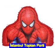 �r�mcek adam Spiderman Pinyata ve sopas� sat���